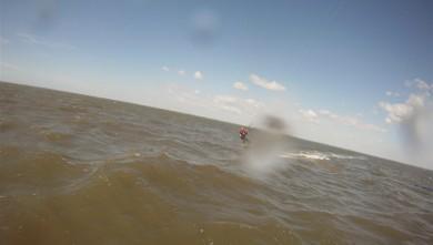 wind report FR, La Hume (33) du 2012-04-16 14:00:00