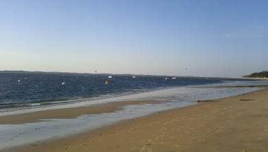 Wind report FR, Arcachon - Les Arbousiers (33) du 2012-04-16 17:00:00