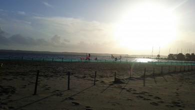 wind report FR, Hourtin port (33) du 2012-04-19 15:00:00