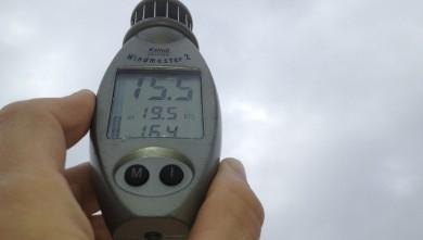 Wind report FR, Biscarrosse Plage (40) du 2012-04-20 18:00:00