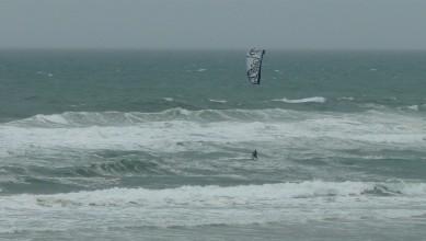 Wind report FR, Biscarrosse Plage (40) du 2012-04-21 14:00:00