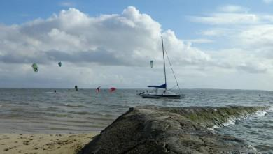 Wind report FR, Andernos - Le Betey (33) du 2012-04-22 16:00:00