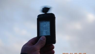 wind report FR, Hourtin - Lachanau (33) du 2012-04-23 18:00:00