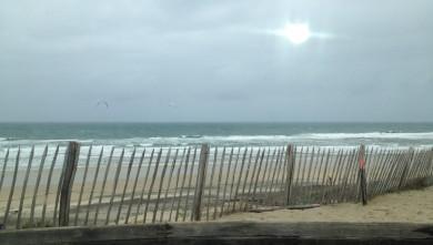 Wind report FR, Biscarrosse Plage (40) du 2012-04-21 15:00:00