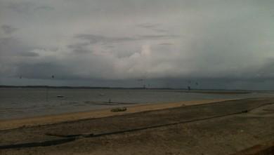 Wind report FR, Arcachon - Les Arbousiers (33) du 2012-04-22 15:00:00