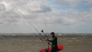 Wind report FR, Andernos - Le Betey (33) du 2012-04-29 11:00:00