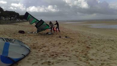 Wind report FR, Andernos - Le Betey (33) du 2012-04-29 10:00:00