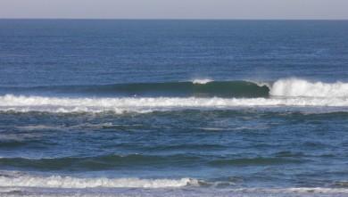 Surf report FR, Vieux Boucau (40) du 2012-05-01 09:00:00