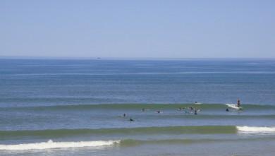 Surf report FR, Vieux Boucau (40) du 2012-05-01 11:00:00