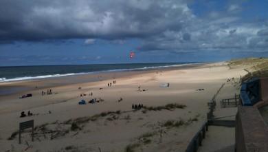 Wind report FR, Lacanau Océan - La Nord (33) du 2012-05-06 12:00:00