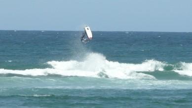 Wind report FR, Mimizan - Plage Garluche (40) du 2012-05-12 15:00:00