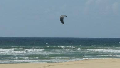 Wind report FR, Mimizan - Plage Garluche (40) du 2012-05-15 17:00:00