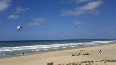 Wind report FR, Lacanau Océan - La Nord (33) du 2012-05-15 13:00:00
