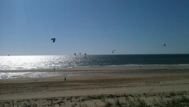Wind report FR, Lacanau Océan - La Nord (33) du 2012-05-14 18:00:00