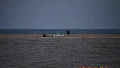 Wind report FR, Leucate - La Franqui (11) du 2012-05-15 12:00:00
