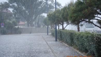 Wind report FR, Leucate - La Franqui (11) du 2012-05-19 15:00:00