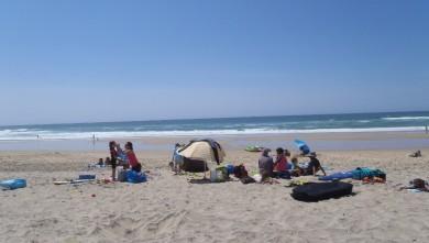 Wind report FR, Biscarrosse Plage (40) du 2012-05-28 15:00:00