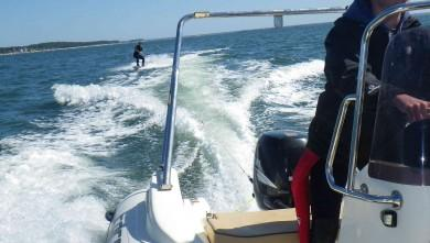 Wind report FR, Cap-Ferret - Plage de L'Horizon (33)