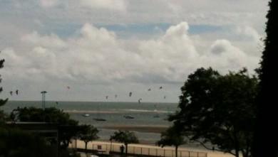 wind report FR, Arcachon - Les Arbousiers (33) du 2012-06-10 16:00:00