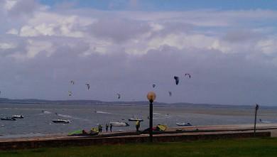 wind report FR, Arcachon - Les Arbousiers (33) du 2012-06-11 14:00:00