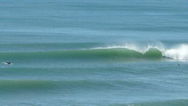 Surf report FR, Cap de l'Homy (40) du 2012-06-17 17:00:00