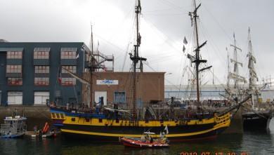 Wind report FR, Carcans Océan (33) du 2012-07-18 18:00:00