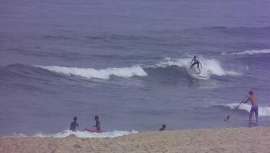 Surf report FR, Vieux Boucau (40) du 2012-07-29 09:00:00