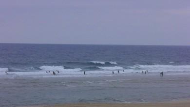 wave report FR, Vieux Boucau (40) du 2012-08-01 10:00:00