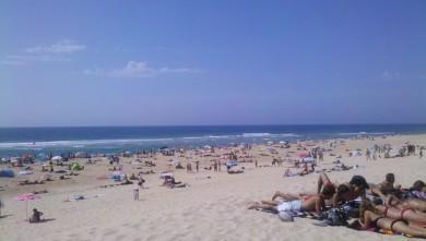 Surf report FR, Vieux Boucau (40) du 2012-07-27 17:00:00