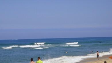 wave report FR, Vieux Boucau (40) du 2012-07-30 11:00:00