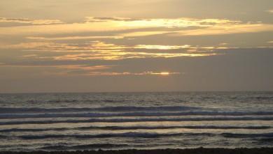 wave report FR, Vieux Boucau (40) du 2012-08-13 19:00:00