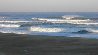wave report FR, Vieux Boucau (40) du 2012-08-17 18:00:00