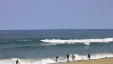 wave report FR, Vieux Boucau (40) du 2012-08-21 10:00:00