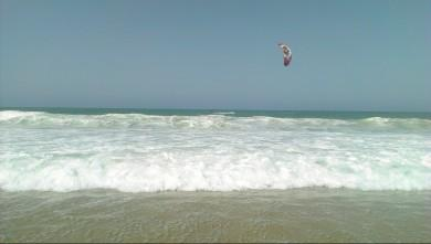 wind report FR, Le Porge (33) du 2012-08-18 13:00:00