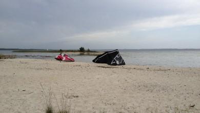 wind report FR, Les Aigrettes (40) du 2012-08-15 11:00:00