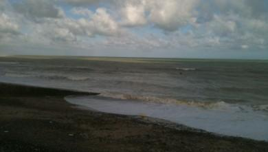 Surf report FR, Pourville (76) du 2012-08-26 10:00:00