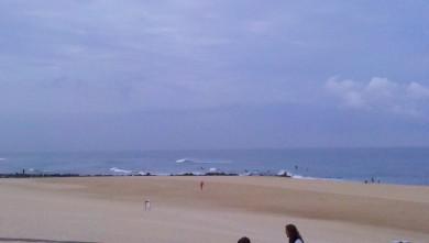 wave report FR, Vieux Boucau (40) du 2012-08-24 09:00:00