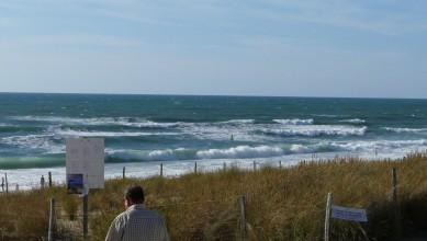 wind report FR, Biscarrosse Plage (40) du 2012-08-31 18:00:00