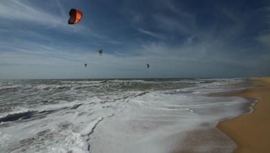 wind report FR, Le Porge (33) du 2012-09-01 15:00:00