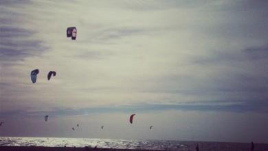 wind report FR, Biscarrosse Plage (40) du 2012-09-01 17:00:00