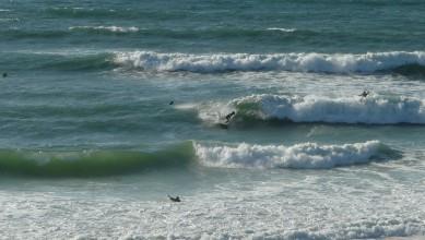wind report FR, Biscarrosse Plage (40) du 2012-09-03 19:00:00