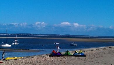 wind report FR, Arcachon - Les Arbousiers (33) du 2012-09-13 10:00:00