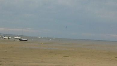 wind report FR, Andernos - Le Betey (33) du 2012-09-23 12:00:00