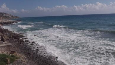 wave report IT, Vintimille (IT) du 2012-09-25 12:00:00