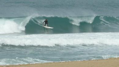wave report FR, Anglet La Madrague (64)