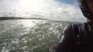 Wind report FR, Arcachon - Les Arbousiers (33) du 2012-10-14 12:00:00