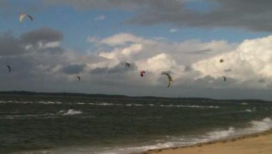 Wind report FR, Arcachon - Les Arbousiers (33) du 2012-10-14 15:00:00