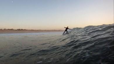 Surf report FR, Soulac sur Mer (33) du 2012-10-23 18:00:00