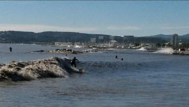 Surf report FR, Saint-Laurent-du-Var - Cap 3000 (06)