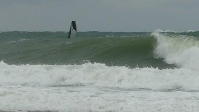 Wind report FR, Lacanau Océan - La Nord (33) du 2012-10-27 14:00:00